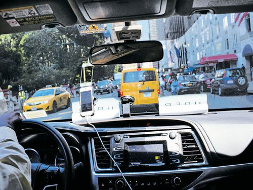 Uber cab driver abducts DPS student,  police rescue boy