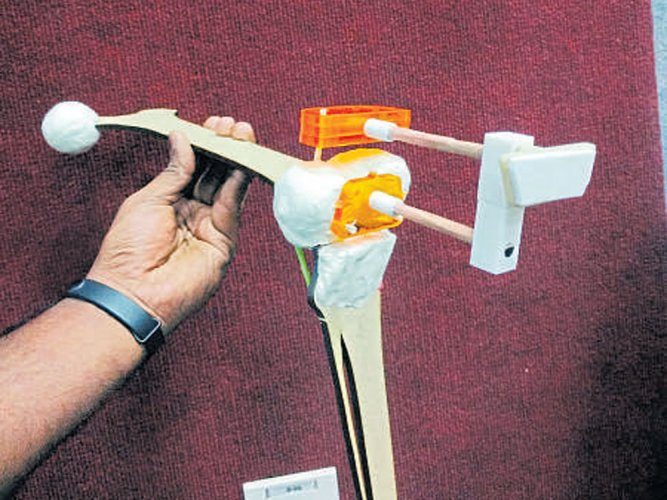 Engineers, doctors join hands to solve real-life medical problems
