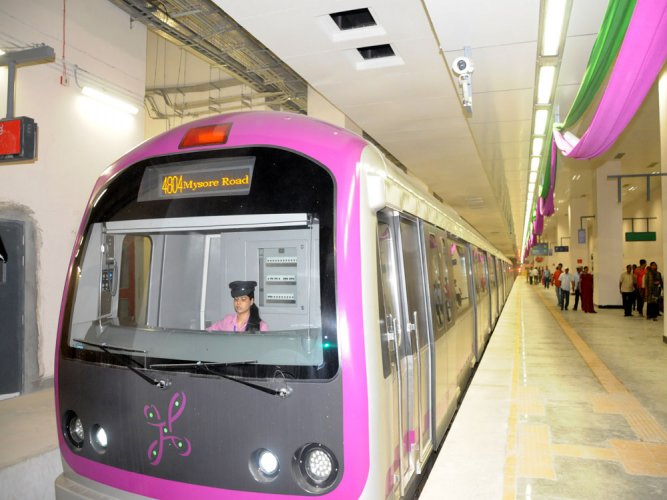 Silk Board-KR Puram Metro DPR out; project to be ready by 2020