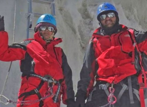 Constable couple suspended for bogus Mt Everest ascent claim