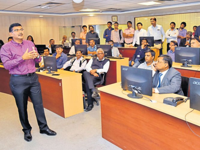 BMTC to use tech  to improve  operational efficiency