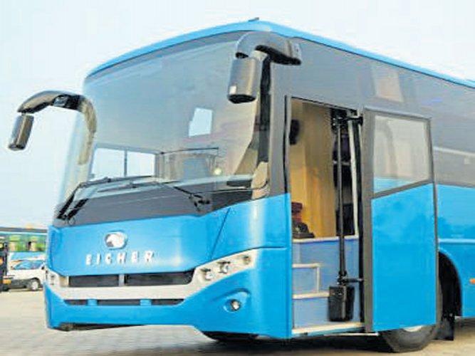 Eicher Volvo Jv Eyes Growth In Karnataka Deccan Herald