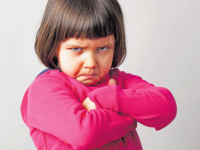 Is your child often angry?