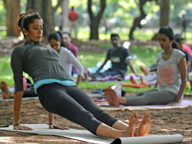 Yoga makes it to Unesco's cultural heritage list