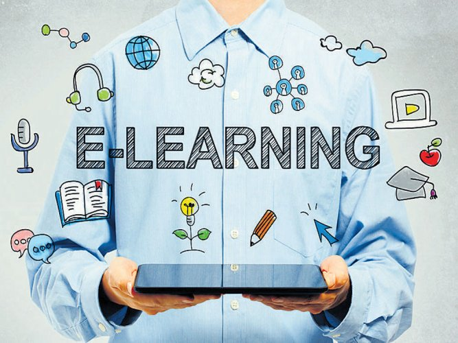 E-learning makes waves in education