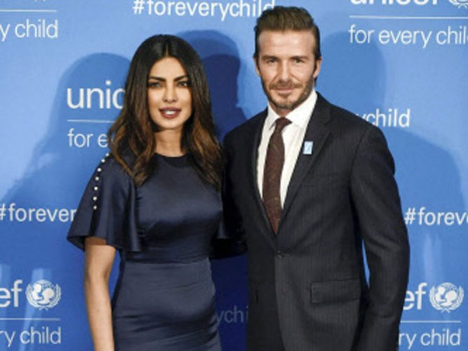 Priyanka Chopra becomes UNICEF's Global Goodwill Ambassador