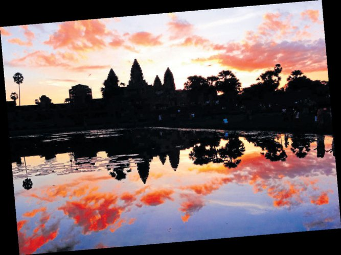 Historic marvels of Cambodia
