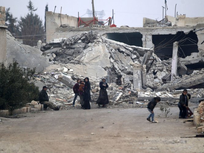 21 civilians 'executed' by rebels in Aleppo: state media
