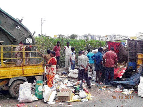Now, an app to capture public experience on waste collection