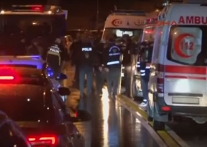 New Year's attack on packed Istanbul club leaves 35 dead