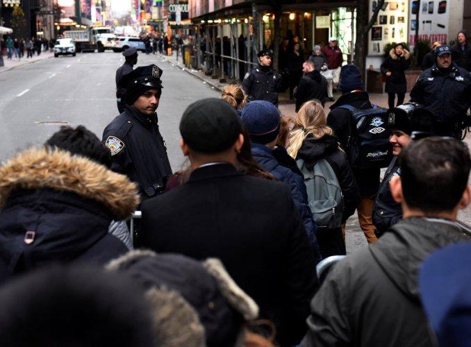 Istanbul attack overshadows New Year festivities