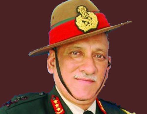 Army won't shy away from flexing its muscles: Gen Rawat