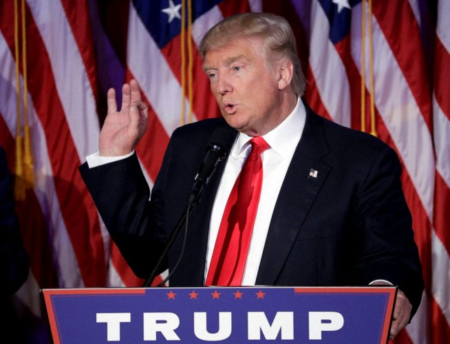 Trump again doubts US intelligence on Russian hacking