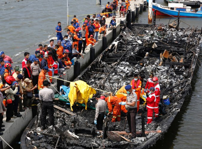 23 dead in Indonesia boat accident: official