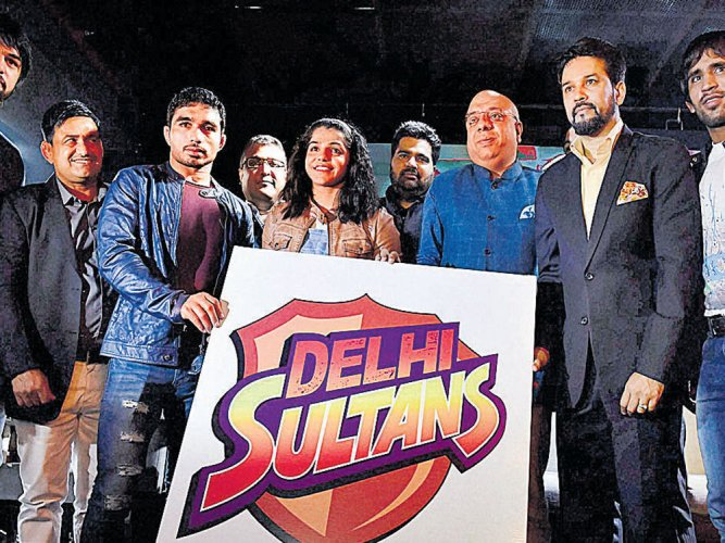 Sakshi, Geeta to spearhead Indian challenge at PWL 2
