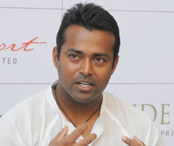 'No issues' with Hesh but Leander drops retirement hints