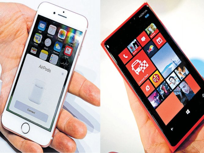 Apple, Nokia spat over patents gets uglier