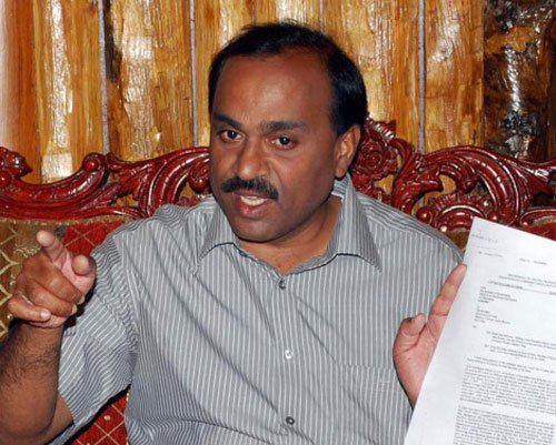 Mining case: NGO wants CBI to appeal against discharge of Reddy's wife