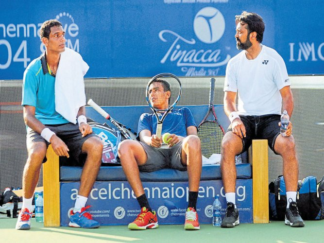 Indians look to serve a surprise