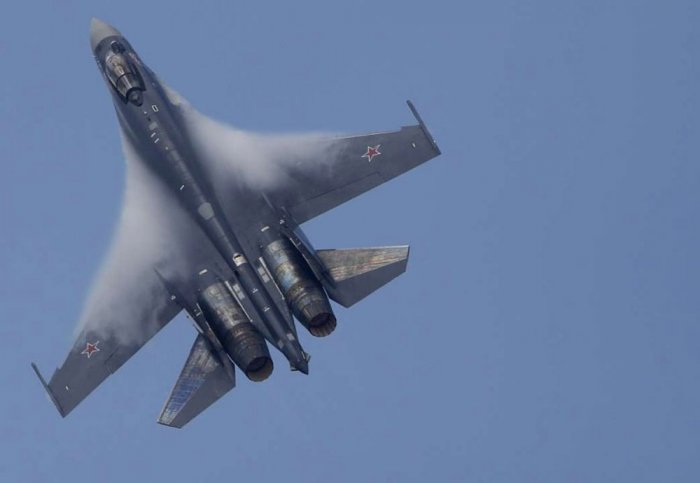 Russia delivers advanced Sukhoi jets to China after 2-yr delay