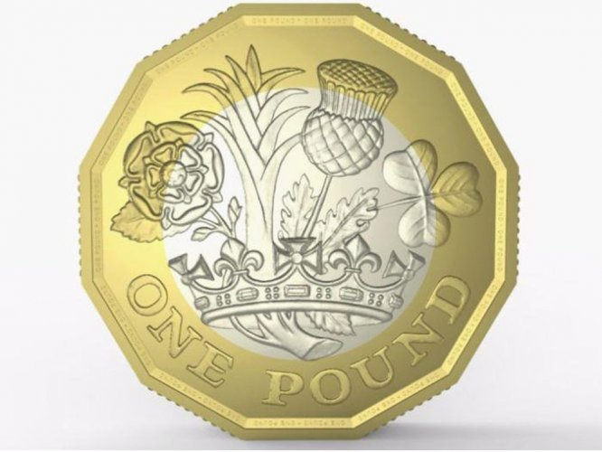 433 million in pound coins in UK about to become worthless