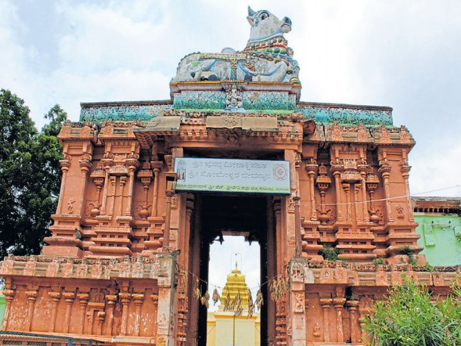Of temples and legends