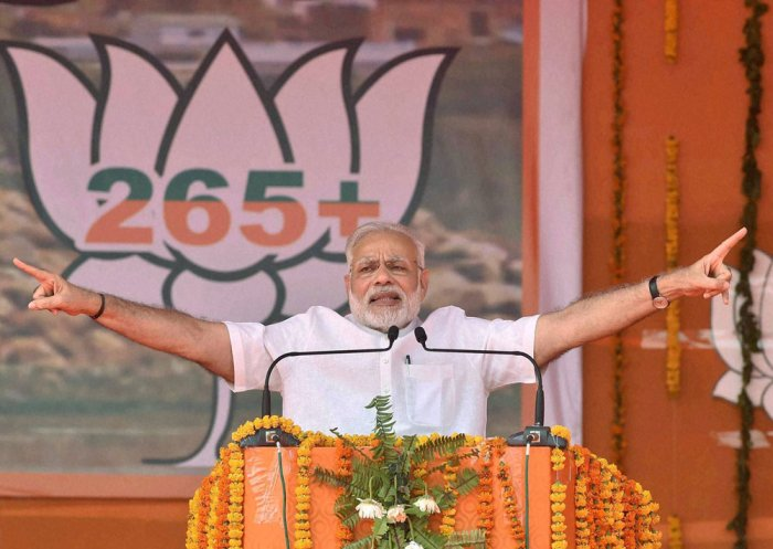 UP polls to impact country: Modi