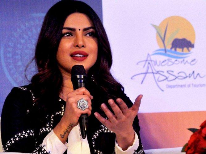 'Sarvann' to feature Priyanka Chopra's father's song