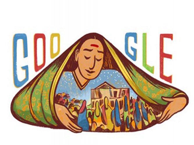 Google Doodle pays tribute to social reformer Savitribai Phule