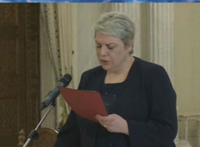 Muslim woman passed over as Romania's PM named deputy