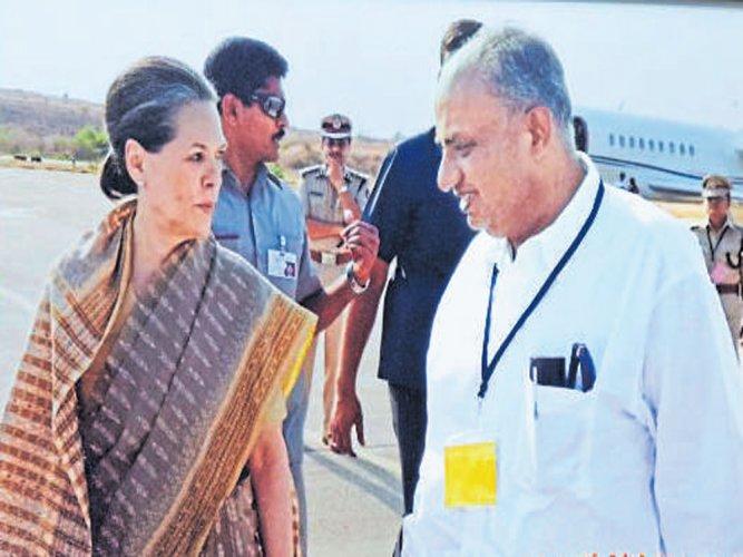 Mahadeva Prasad: student leader who went on to become minister