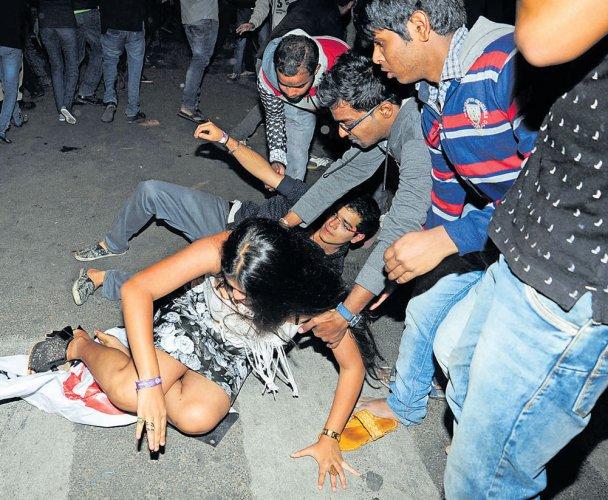 Molestation: Cops register FIR based on citizen's evidence