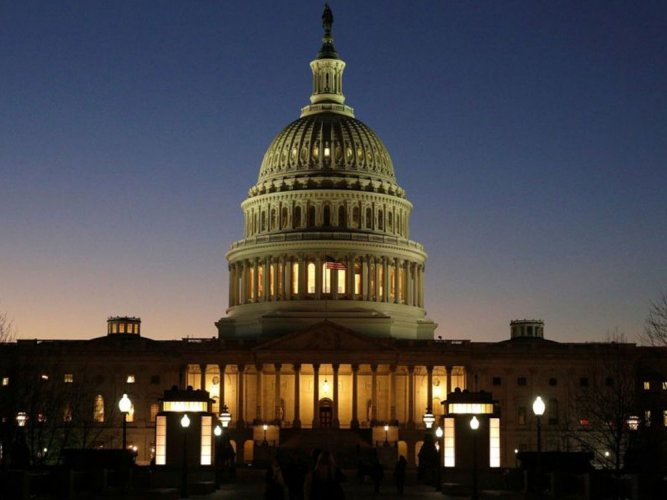 Five Indian Americans take oath as members of Congress