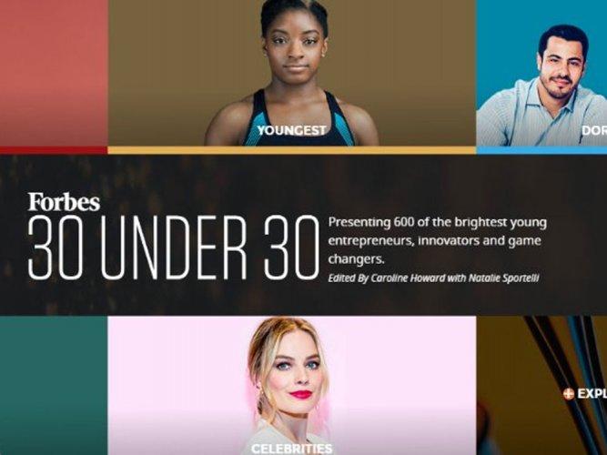 30 Indian-origin men,women in Forbes list of super achievers