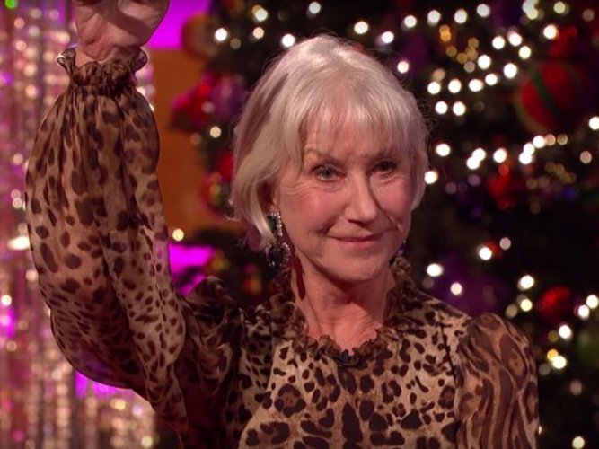 Mirren threatened to beat Diesel for 'Fast &Furious' role