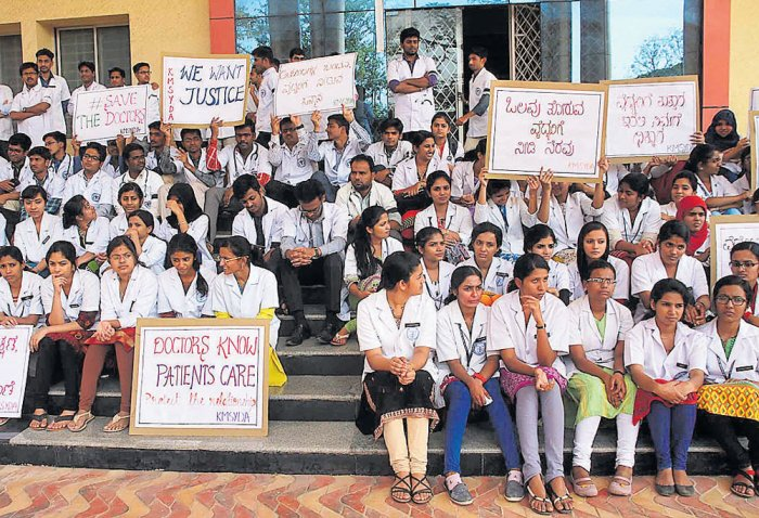 Attack by MP adds to nervousness of doctors