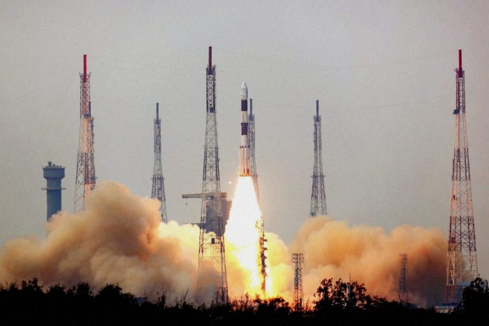 Isro to launch 103 satellites at one go