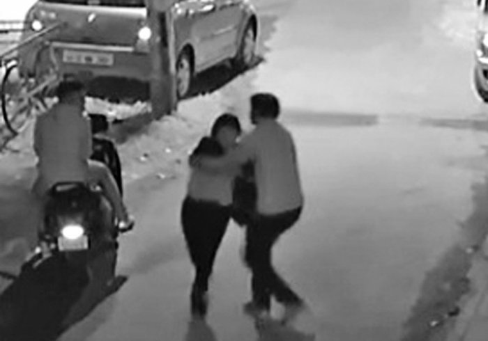 Molestation footage leads to 12 suspects