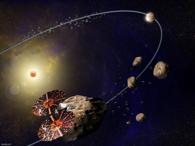NASA to launch two robotic probes to study early solar system