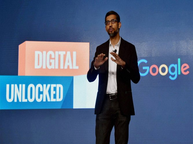 Need to bring down entry-level smartphone price to $30: Pichai
