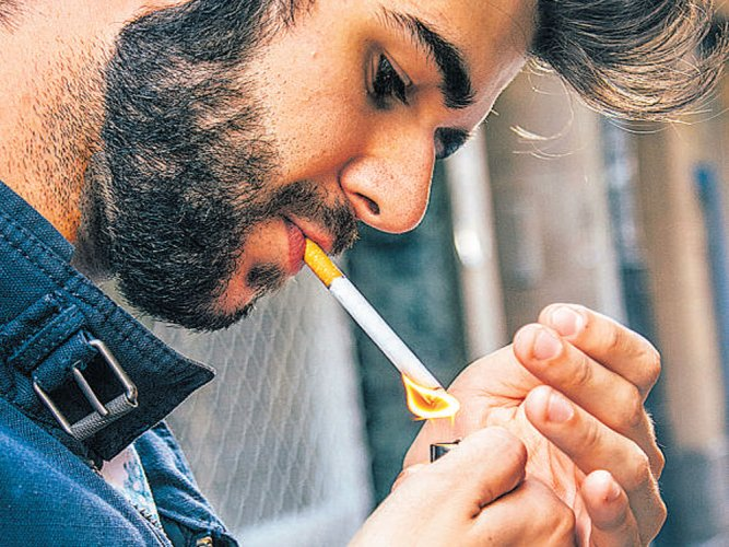 'New app-based game may help smokers quit'