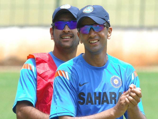 Right decision if Dhoni doesn't see himself in 2019 WC: Dravid