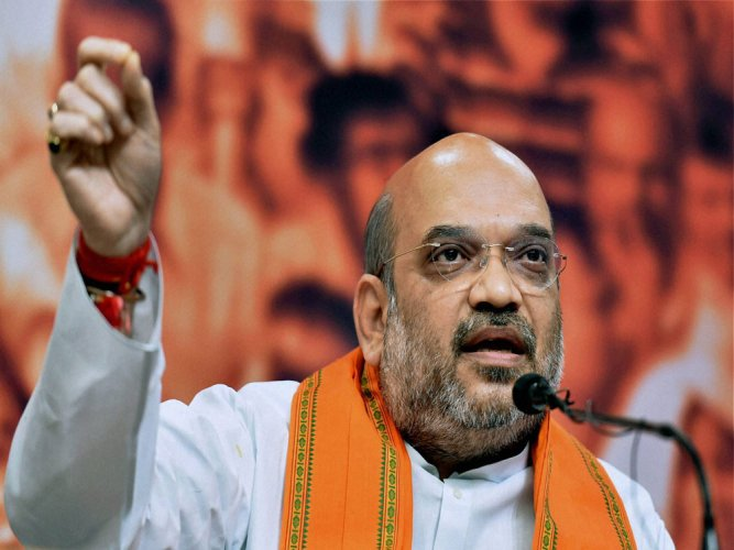 Note ban broke Opposition's pro-poor plank: Amit Shah
