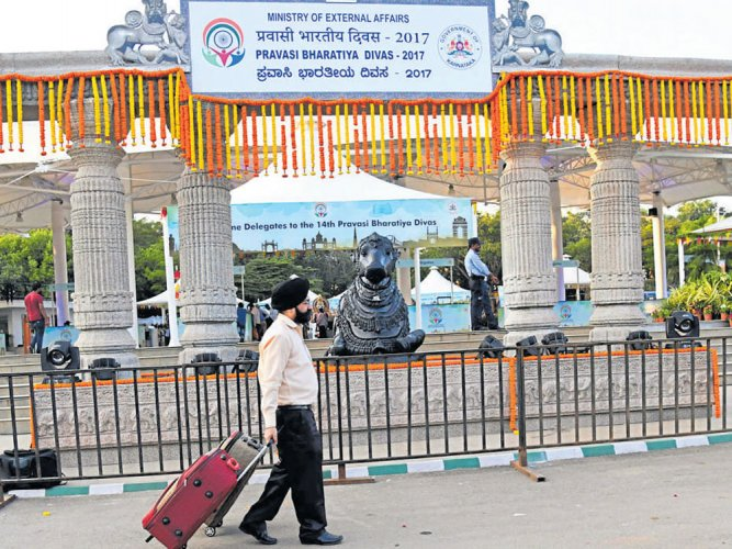A busy three days for 1,800 NRI delegates from today