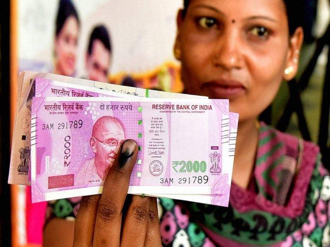 'Despite demonetisation, India to grow faster than China'
