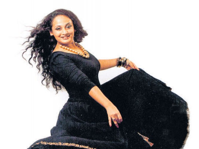 Her ode to kathak