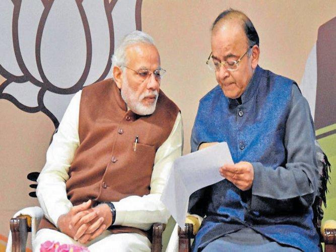 BJP scripts new economic mantra, lauds note ban