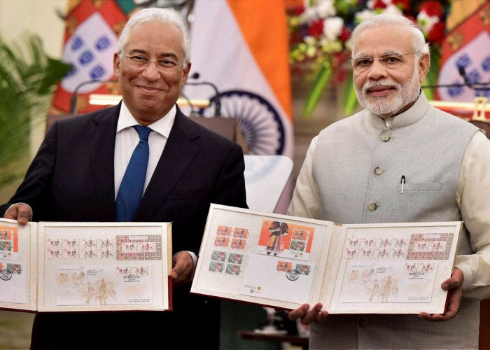 Defence ties among 7 India-Portugal pacts