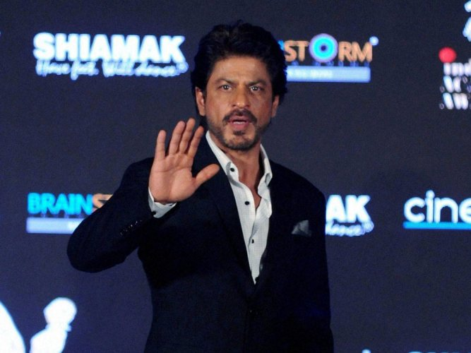 Treat sons in a way they learn to respect women: SRK to parents