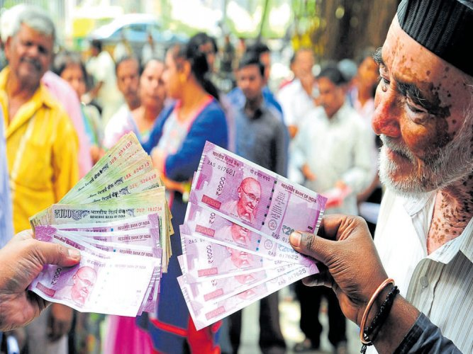 Notes ban to have 'significant impact' on GDP in short-term